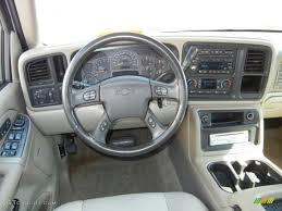 2004 Chevrolet Suburban 1500 LT Tan/Neutral Dashboard Photo ...