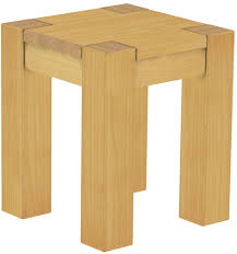 Brasilmöbel Esstisch 120x80 Rio Kanto Eiche Hell Pinie Massivholz Größe Farbe Wählbar Esszimmertisch Küchentisch Holztisch Echtholz