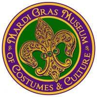 Mardi Gras Museum of Costumes logo