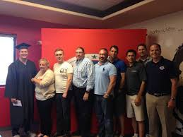 congratulations to our four recent five star university graduates jon and don hall and elizabeth