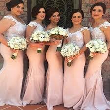 Canada Knee Length Western Wedding Dresses Supply Knee Length Country Western Style Bridesmaid Dresses