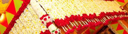 athithi wedding flower decoration