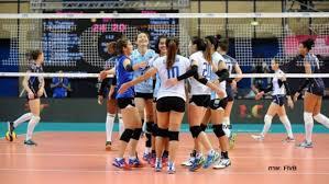 ทีมวอลเลย์บอลสาวไทยมีลุ้นไปโอลิมปิก