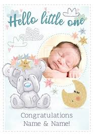 Baby Congratulations Cards Make It Special Funky Pigeon