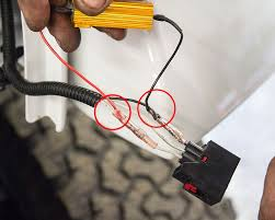 jeep wrangler turn signal wiring harness jeep recon 264134bk led smoked turn lights on jeep wrangler turn signal wiring harness