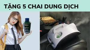 Máy xông khói Khử mùi diệt khuẩn ô tô xe hơi Markel có hiệu quả không và  cách sử dụng như thế nào? - YouTube