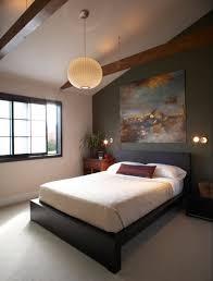 Decorating Ideas For Bedroom With Slanted Ceiling New Sloped Ceiling Closet  Rod Bracket Slanted Decorating Ideas