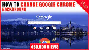 How to change Google Chrome Background ...