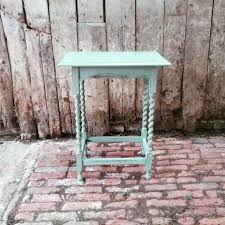 duck egg blue shabby. Perfect Blue Shabby Chic Duck Egg Blue Table  Throughout