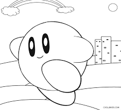 Video Game Coloring Pages Cool2bkids