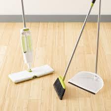 Casabella Quick Scrub XL Microfiber Spray Mop