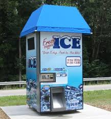 Kooler Ice Vending Machine Locations