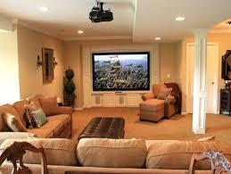 basement interior design. Basement Tv Room Layout Small Ideas On Design With High Interior