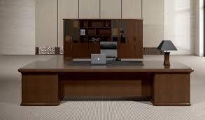 buy office desk natural. Buy Royale Office Table For Large Cabins Online: Boss\u0027s Cabin Desk Natural P