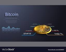Bitcoin Symbol And Price Chart Cryptocurrency