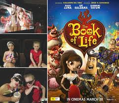 the book of life review and ticket giveaway sesame ellis daily life photo ging by rachel devine