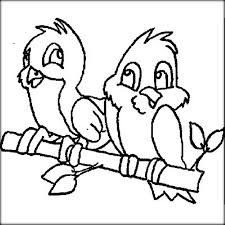 Small Picture Bird Coloring Pages For Toddlers Coloring Pages