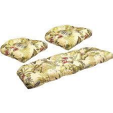 Cheap 3 Piece Outdoor Wicker Cushion Set find 3 Piece Outdoor