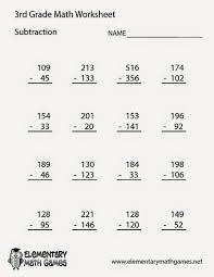 Multiplication Drill Worksheets 3rd Grade : Kelpies