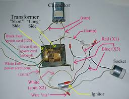 hid light ballast wiring diagram internal how can i build my own hps or mh light system re how can i build