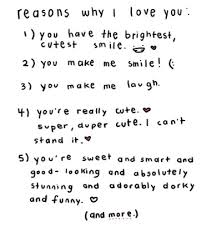 Cute Love Quotes Tumblr Cool Sweet Love Notes For Him