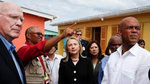 Haiti can't rebuild after its ...