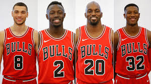 bulls players. Interesting Players Can You Name These Players Meet The 201718 Chicago Bulls   Tribune Intended Bulls Players