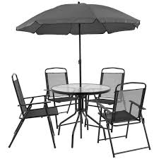 patio table umbrella outdoor patio table