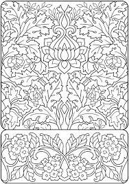 art nouveau coloring pages creative haven deluxe edition elegant art coloring book publications art nouveau coloring