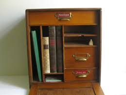 Antique Drawer Cabinet Antique Edwardian Stationery Cabinet Portable Correspondence