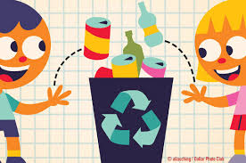 Motivate Kids To Use Recycling Bins Waste Wise Products