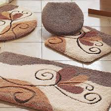 bathroom rug sets with luxury trends and bath rugs inspirations pinkax com