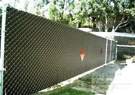 chain link fence slats brown. Wonderful Fence Brown Chain Link Fence Privacy Weave Bottom  Lock 3 4 N To Chain Link Fence Slats Brown 2