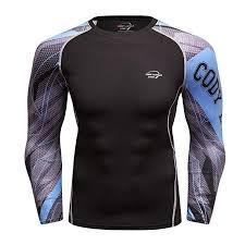 Sports <b>Shirts</b> for Man, Men's <b>Tight Tops Long</b> Sleeve Cool Dry ...