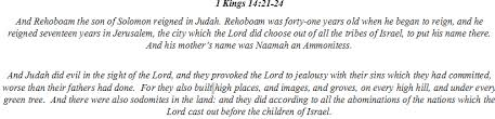 the queen the blood of king yeshua so this scripture tells the truth of the bloodlines of the british royal family that their bloodline came from idol worshippers