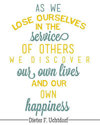 Quotes About Service To Others Magnificent Best Work Quotes As We Lose Ourselves In The Service Of Others We