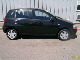 2007 Black Chevrolet Aveo 5 LS Hatchback #1085686 Photo #2 ...