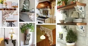 Decorative Corbels Interior Design Awesome 32 Best Corbel Decoration Ideas And Designs For 32