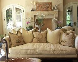 Awesome French Country Living Room | ... For Design: The White Album   Decorating Nice Design