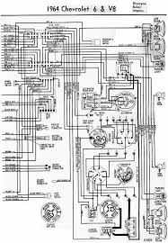 1964 impala radio wiring 1964 automotive wiring diagrams electrical wiring diagram of 1964 chevrolet 6 and