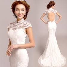 chinese wedding white gown mandarin collar bridal dress wedding Wedding Dresses From China shop elegant silk cheongsam, traditional chinese red bridal dresses, sexy modernize qipao from www wedding dresses from china cheap