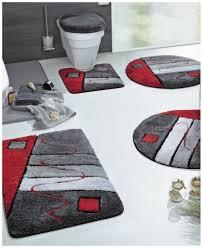 Badezimmer Garnitur Rot 7019724 Kickstandinfo