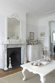 modern farmhouse the most heavenly white house with it s pale chalky colour palette