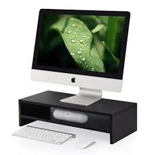 fitueyes computer monitor riser 21 3 inches