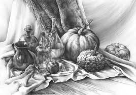 Katarzyna Kmiecik - Still life with <b>three pumpkins</b> - Artists ...