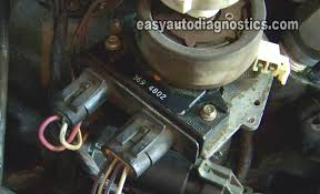 part 1 how to test the gm distributor mounted ignition module how to test the gm distributor mounted ignition module