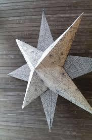 Diy Zauberhafter 3d Deko Papierstern Sterne Basteln Für