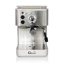 Gustino 19Bar 1.6L Cà Phê Bán Tự Động Bằng Thép Không Gỉ Máy Pha Cà Phê  Espresso Cho Hộ Gia Đình Kinh Doanh Sử Dụng|Máy Pha Cà Phê