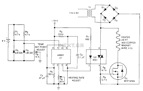 pid controller circuit diagram the wiring diagram simple temperature controller circuit diagram nodasystech circuit diagram