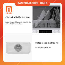 Máy rửa bát Xiaomi Ocooker (4 bộ bát đĩa) IPX1 – Mi Hà Nội